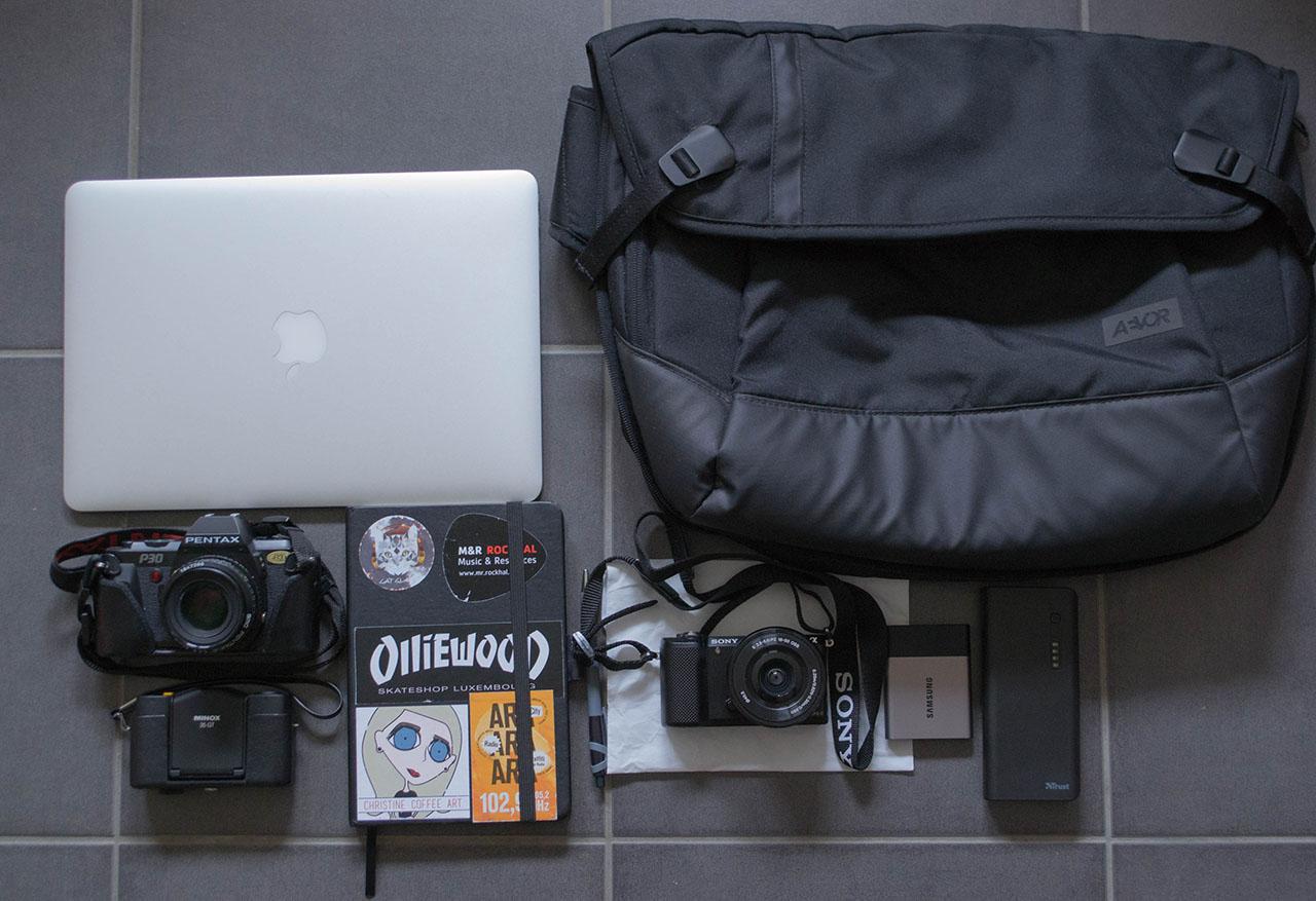 In your bag No: 1534 –  David Okine