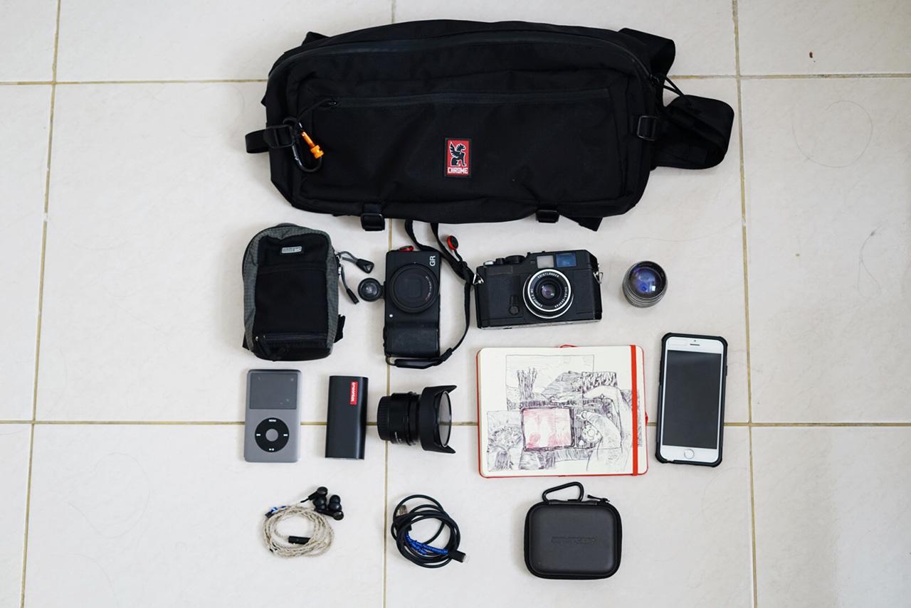 In your bag No: 1538 – Toro Elmar