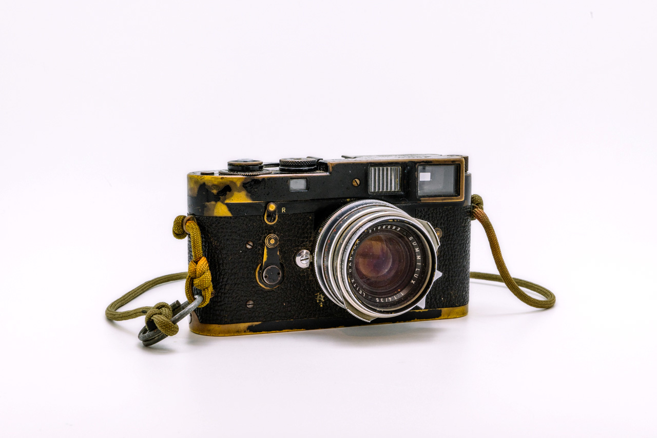 Camera Historica: The Sean Flynn Leica M2