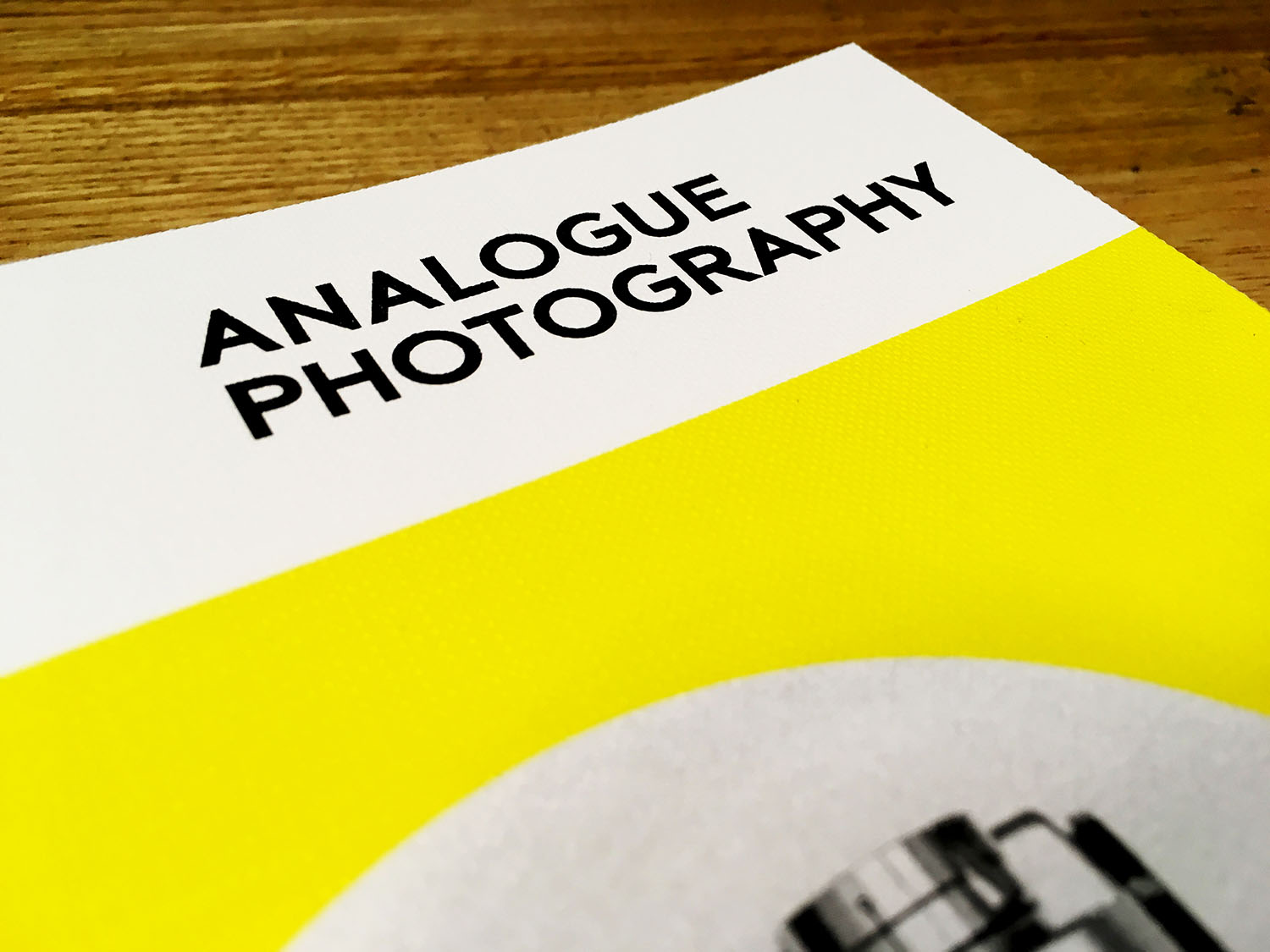Camera Geekery: Analogue Photography by Andrew Bellamy
