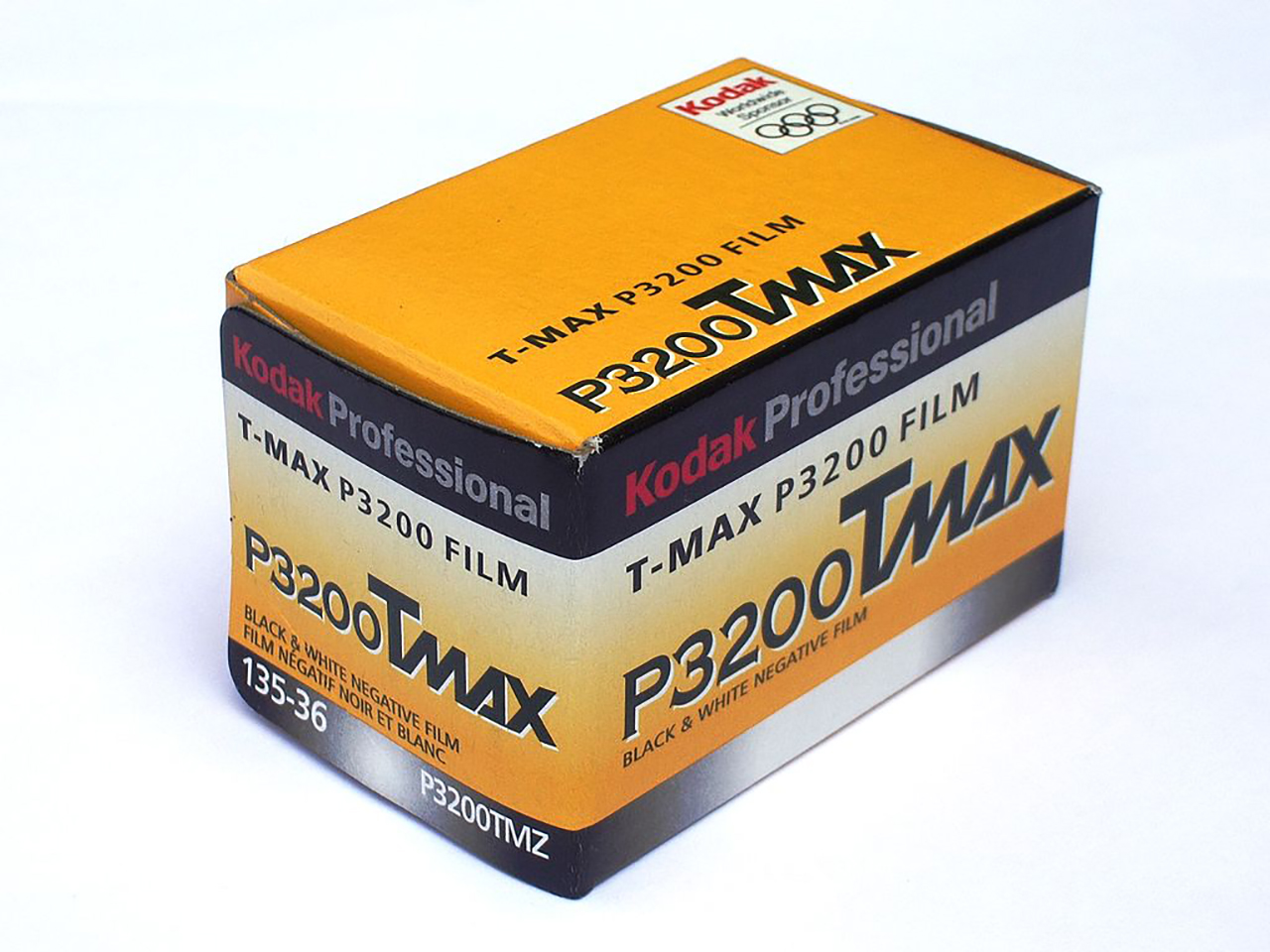 Film News: The triumphant return of Kodak T-Max 3200
