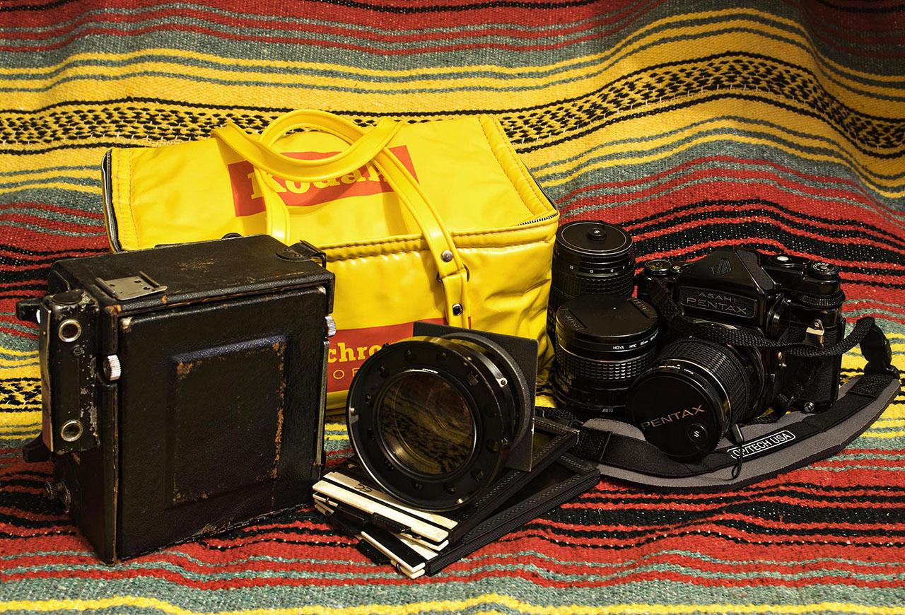 In your bag No: 1558 -Aaron Dixon