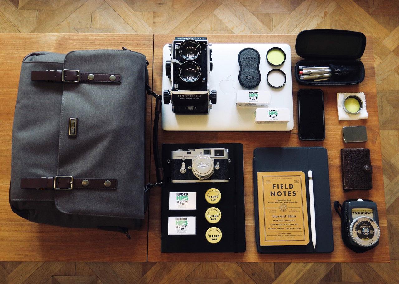 In your bag No: 1575 – Thomas Van der Heyden