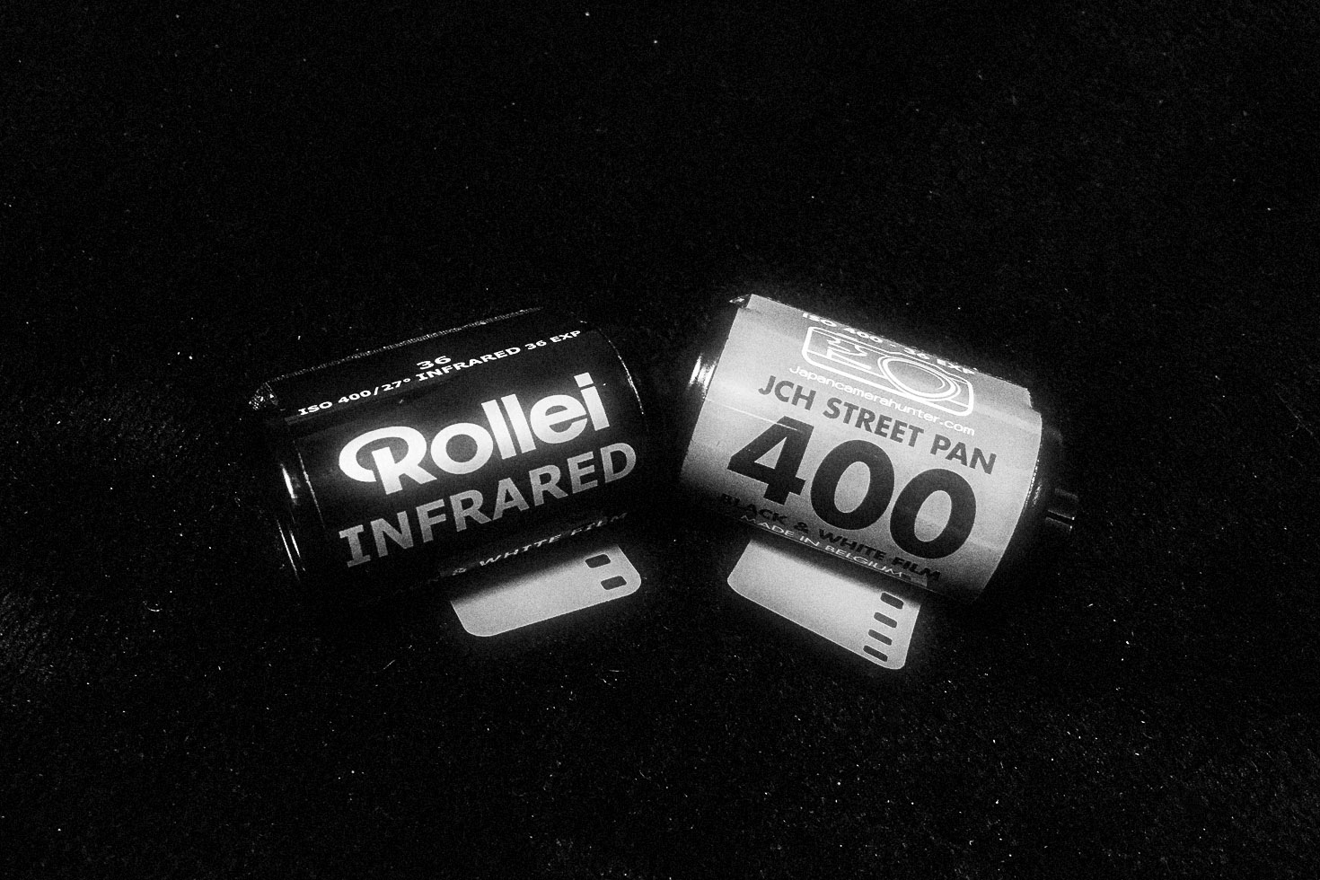 Infrared Film Shootout: JCH Streetpan vs. Rollei Infrared