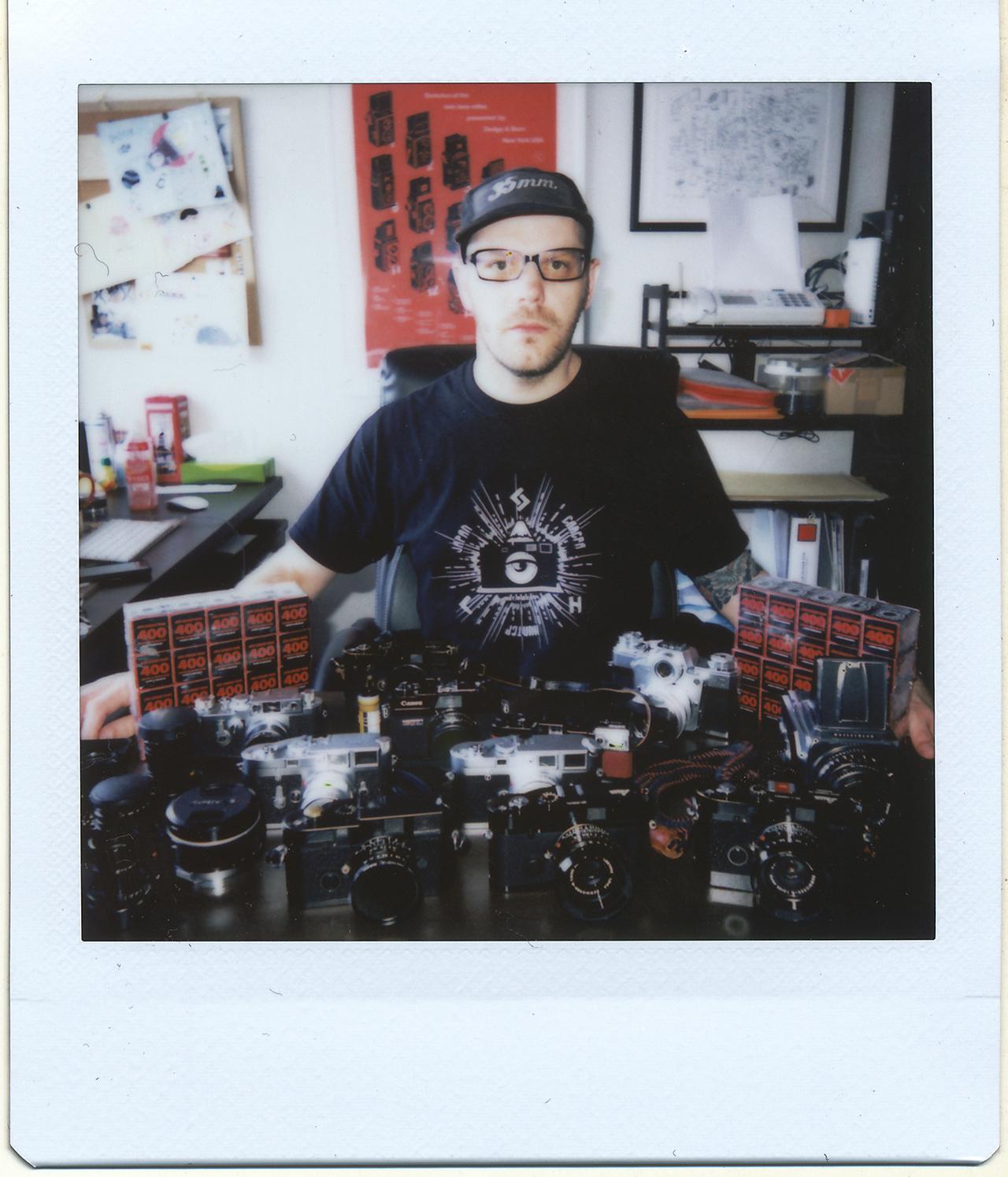 Camera Geekery: JCH Filmluminati T-shirts